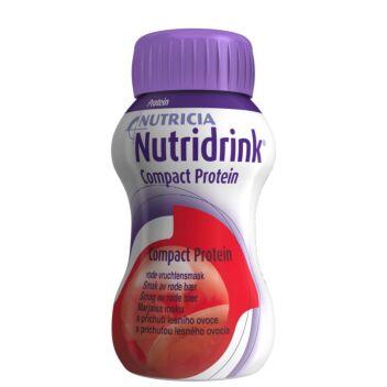 NUTRIDRINK COMPACT PROTEIN MARJAISA 4X125ML