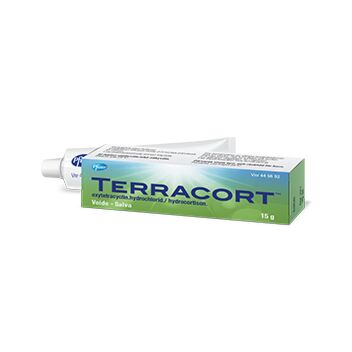 TERRACORT 30/10 MG/G VOIDE 15 g