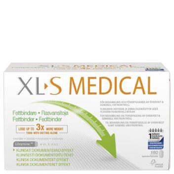 XL-S MEDICAL TABL 180 KPL