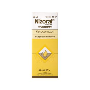 NIZORAL SHAMPOO 20MG/ML