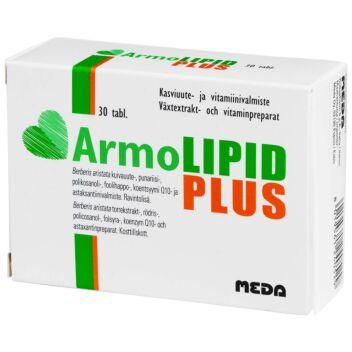 ARMOLIPID PLUS TABL 30 KPL