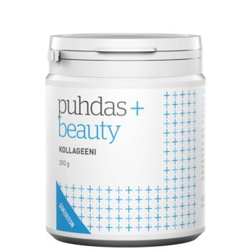 PUHDAS+ BEAUTY KOLLAGEENI NATURAL JAUHE 250 G