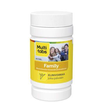 MULTI-TABS FAMILY TABL 90 KPL