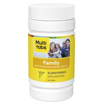 MULTI-TABS FAMILY TABL 190 KPL
