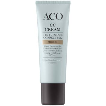 ACO FACE CC CREAM MEDIUM SK15 50 ML