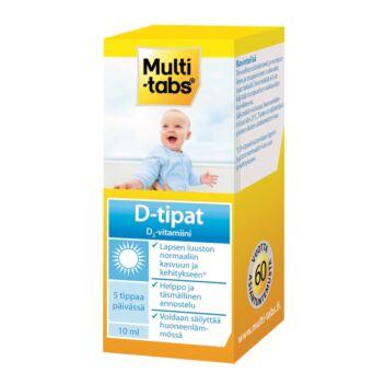 MULTI-TABS D-TIPAT 10 ML