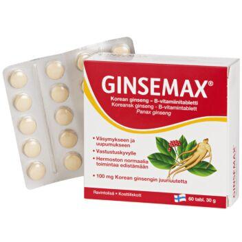 GINSEMAX TABL 60 KPL