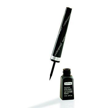 ISADORA GLOSSY EYELINER 40 CHROME BLACK 3,7 ML