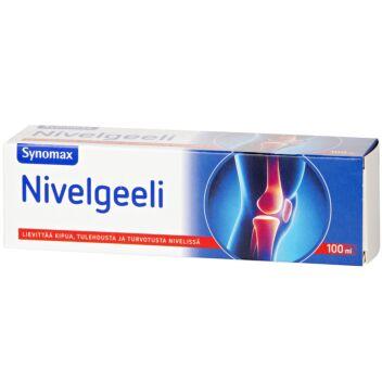 SYNOMAX NIVELGEELI 100 ML
