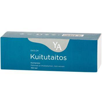 YA KUITUTAITOS 5X5 CM 150 KPL