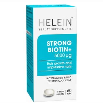 HELEIN STRONG BIOTIN + TABL 60 KPL