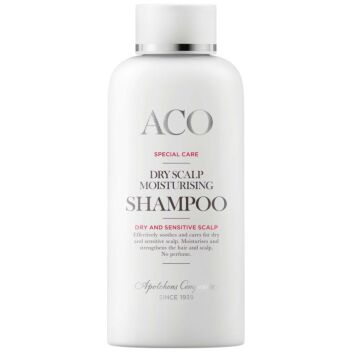 ACO BODY SPECIAL CARE MOISTURISING DRY SCALP SHAMPOO 200 ML
