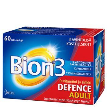 BION3 DEFENCE ADULT 60 KPL