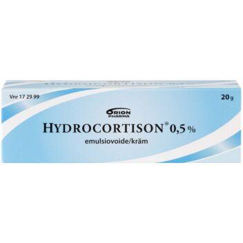 HYDROCORTISON EMULSIOVOIDE 0,5%