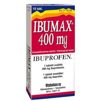 IBUMAX TABLETTI 400MG