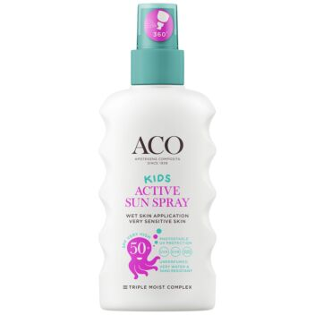 ACO SUN KIDS ACTIVE SUN SPRAY SK50+ 175 ML