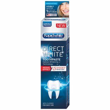 RAPID WHITE DIRECT WHITE TOOTHPASTE 75 ML