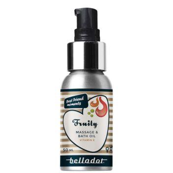 BELLADOT FRUITY MASSAGE OIL 50 ML