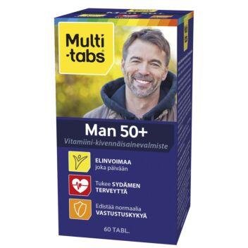 MULTI-TABS MAN 50+ TABL 60 KPL