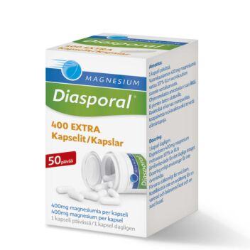 DIASPORAL MAGNESIUM 400 EXTRA KAPS 50 KPL