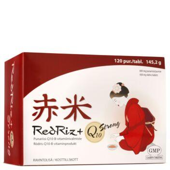 REDRIZ + Q10 STRONG TABL 120 KPL