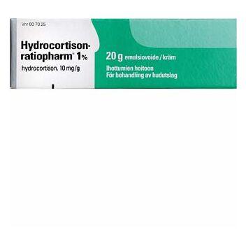 HYDROCORTISON-RATIOPHARM EMULSIOVOIDE 1%