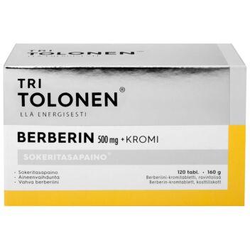 TRI TOLONEN BERBERIN+KROMI TABL 120 KPL