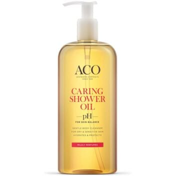 ACO BODY CARING SHOWER OIL HAJUSTETTU 400 ML