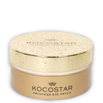 KOCOSTAR PRINCESS EYE PATCH GOLD HYDROGEELINAAMIO 60 KPL