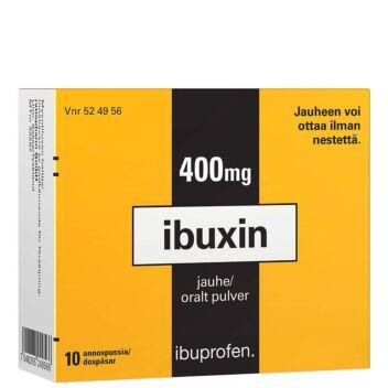 IBUXIN JAUHE 400MG