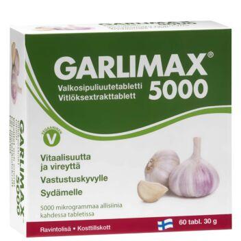 GARLIMAX 5000 TABL 60 KPL