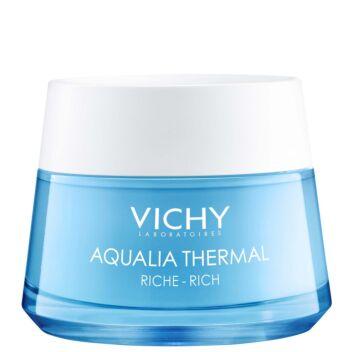 VICHY AQUALIA THERMAL REHYDRATING CREAM RICH 50 ML