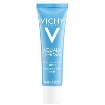 VICHY AQUALIA THERMAL REHYDRATING CREAM RICH 30 ML