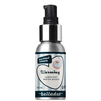 BELLADOT WARMING LUBRICANT WATER BASED 50 ML