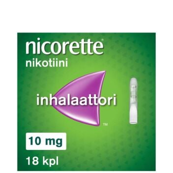 NICORETTE INHALAATTORI 10MG