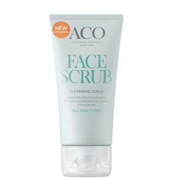 ACO FACE CLEANSING SCRUB WITH BAMBU 50 ML