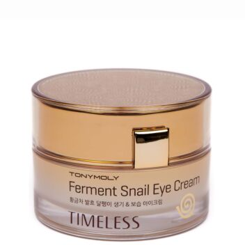 TONYMOLY TIMELESS FERMENT SNAIL EYE CREAM 30 ML