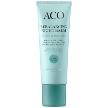 ACO FACE PURE GLOW REBALANCING NIGHT BALM 50 ML