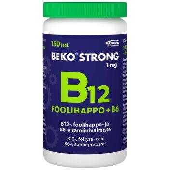 BEKO STRONG B12+FOOLIHAPPO+B6 TABL 150 KPL