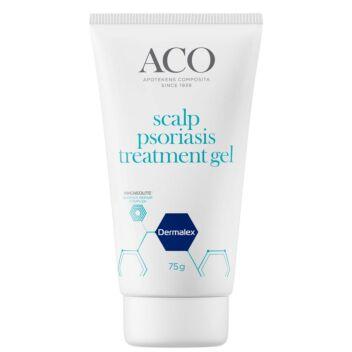 ACO SCALP PSORIASIS TREATMENT GEL 75 G