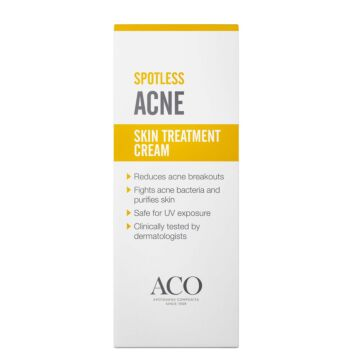 ACO SPOTLESS ACNE TREATMENT 30 G