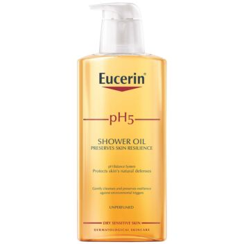 EUCERIN PH5 SHOWER OIL WITHOUT PERFUME 400 ML