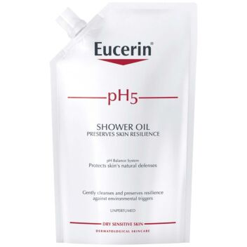 EUCERIN PH5 SHOWER OIL REFILL WITHOUT PERFUME 400 ML