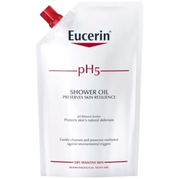 EUCERIN PH5 SHOWER OIL REFILL WITH PERFUME 400 ML