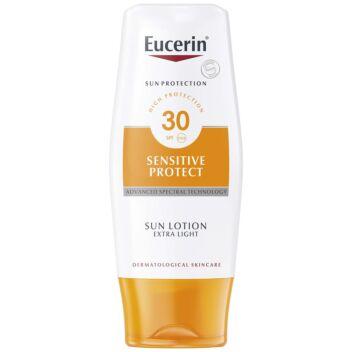 EUCERIN SUN SENSITIVE PROTECT SUN LOTION EXTRA LIGHT SPF30 150 ML