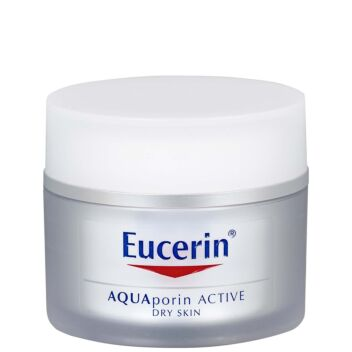 EUCERIN AQUAPORIN ACTIVE DAY CREAM DRY SKIN 50 ML