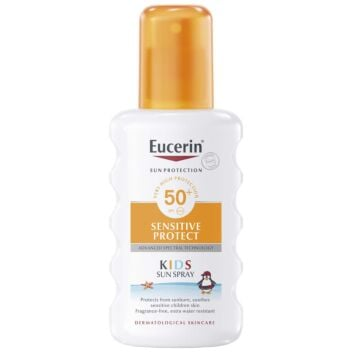 EUCERIN SUN SENSITIVE PROTECT KIDS SPF50+ SUN SPRAY 200 ML