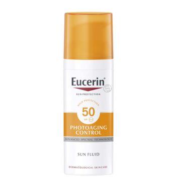 EUCERIN SUN ANTI-AGE CONTROL SUN FLUID SPF50 50 ML
