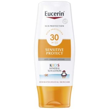 EUCERIN SUN SENSITIVE PROTECT KIDS MINERAL SUN LOTION SPF30 150 ML