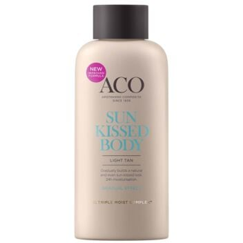 ACO SUN SUNKISSED BODY LOTION 200 ML